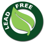Lead free sticker