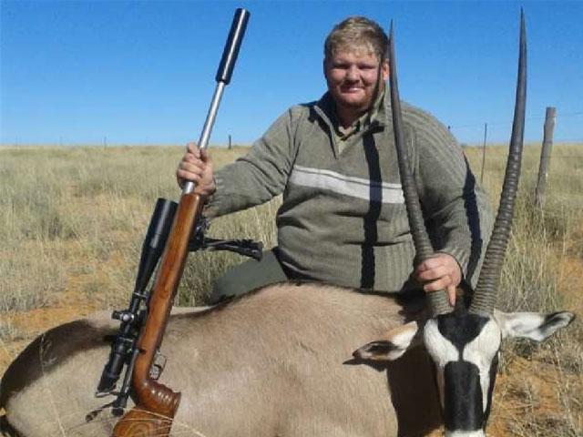 Oryx, 6,5mm x 284 Norma, 140gr PlainsMaster, 363 yards, broadside shot.
