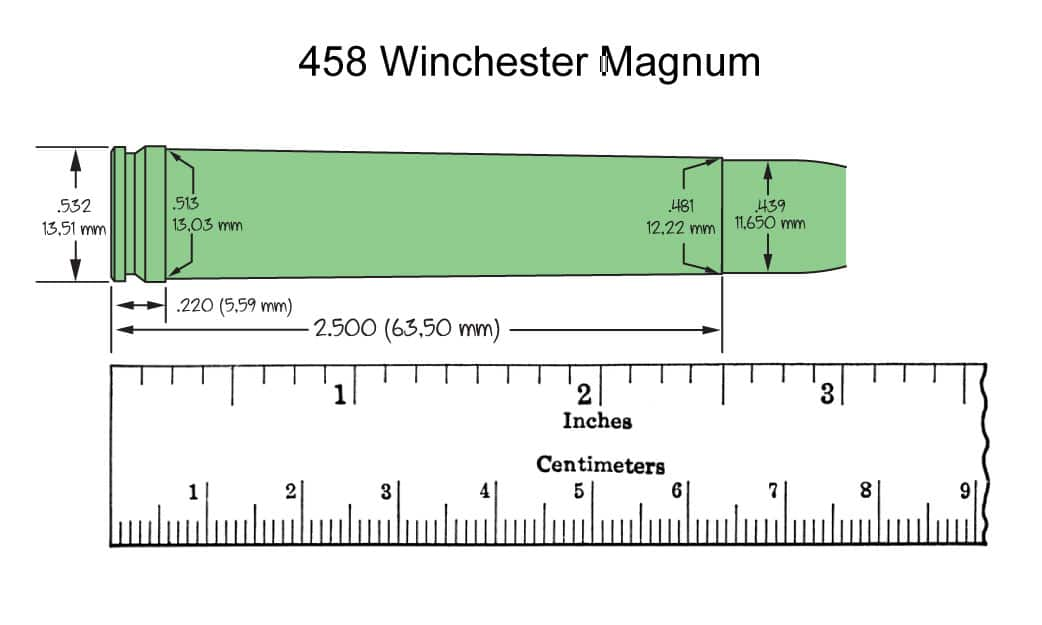 458 Winchester